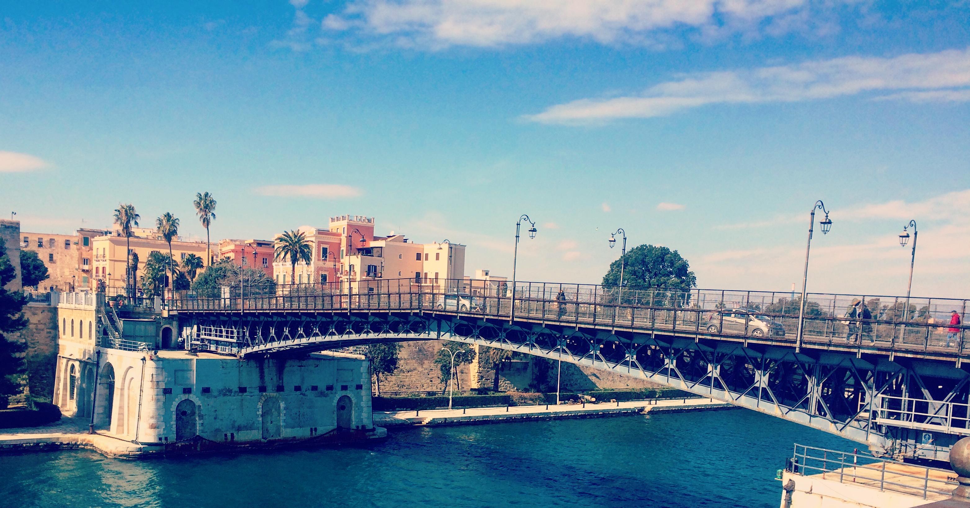Public Scape Taranto: opere, artisti e locations