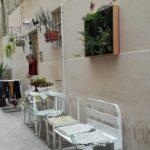 I nostri giardini trovano casa nella città vecchia di Taranto