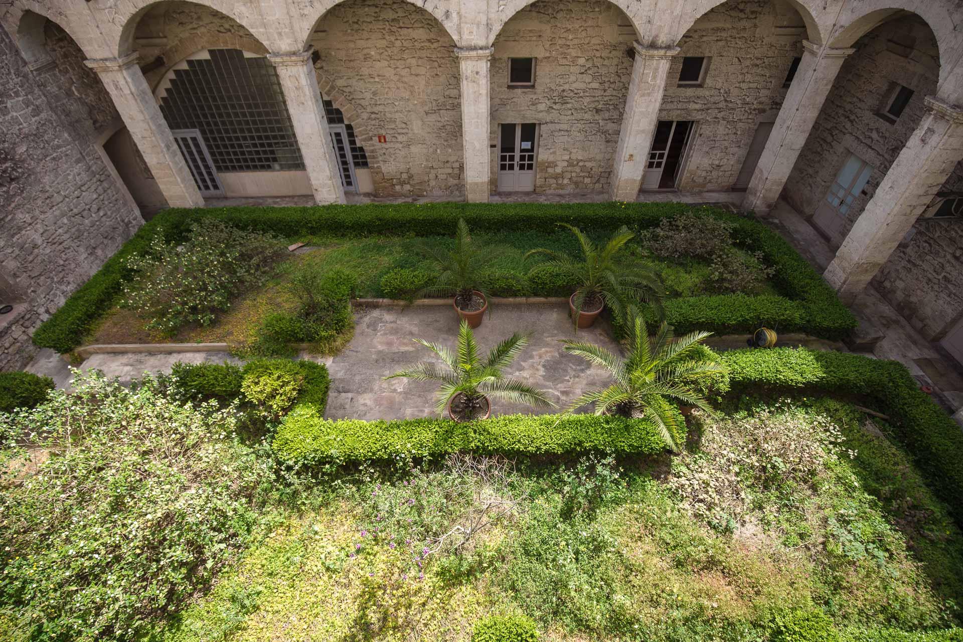 Micaela Lattanzio realizzerà l'opera SandCloud all'ex Convento di San Domenico